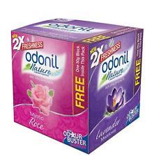 Odonil Air Fresheners Blocks Assorted Fragrance Rose, Jasmine, Lavender - 50gm