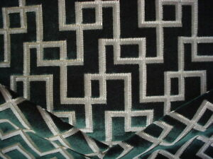 Designers Guild FDG2833/04 Jeanneret Ocean Velvet Upholstery Fabric
