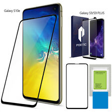 For Galaxy S9 / S9 Plus / S10e Anti-Fingerprint Tempered Glass Screen Protector