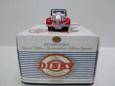 Matchbox Dinky Dy-s 17 1939 Triumph Dolomite Boxed Aussie Collector