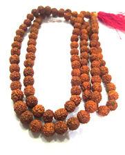 Rudraksha Mala Necklace 108+1 Beads 5 Mukhi (5 Face) Size 7mm From Nepal