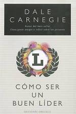 USED (GD) Como ser un buen lider (Spanish Edition) by Dale  Carnegie