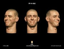 FacepoolFigure 1/6 Male Head Sculpt - FP-H-002