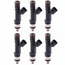 Set(6) Fuel Injectors For Jeep Dodge Mitsubishi 3.7L Vehicles 0280158020