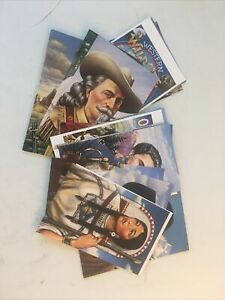 Collection Or Postal Cards  Legends Of The West Set Of 20 Cards  us-22
