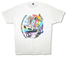 Lady Gaga-Born To Be Brave-X-Large White T-shirt