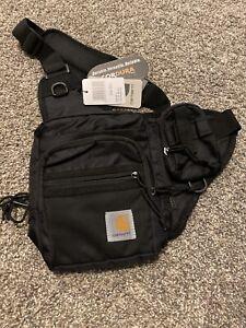 carhartt wip delta shoulder bag NWT yellow
