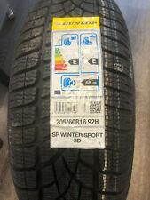 Dunlop SP Winter Sport 3D 205/60 R16 92H M+S AO DOT 2015