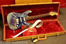 Fender Splattercaster Limited Edition Stratocaster Guitar + Tweed Case + Bonus