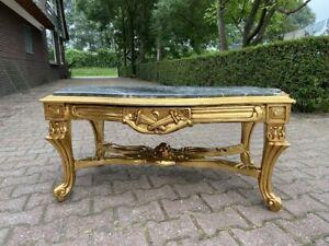 Louis XVI Style Coffee Table around 1900-1050