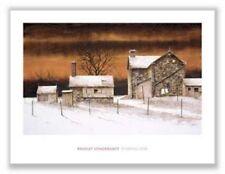 Evening Star Ray Hendershot Art Print 17x28