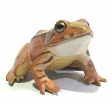 Furuta Kaiyodo Japanese Brown Frog Animal Realistic Mini Figure Miniature