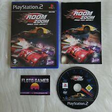 Jeu Room Zoom Race For Impact pour PS2 Complet CIB PAL - Floto Games