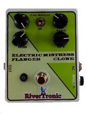 Pedal para guitarra eléctrica Flanger Electric Mistress de Electro Harmonix