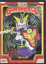 Movie DVD - SD GUNDAM FORCE NEW ALLIES - Pre-owned - Bandai Entertainment