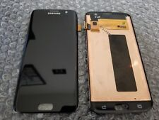 Mint Samsung Galaxy S7 Edge G935A G935V LCD Digitizer Black - Medium Black Dot