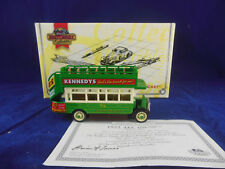 Matchbox Collectibles YET05 1922 AEC Onmibus Dublin