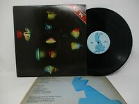 U.K. Self Titled LP Polydor 1978 Original Liner