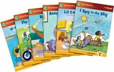 Leapfrog Tag Learn To Read Series of Long Vowels Phonics Books