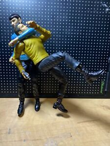 Diamond Select Star Trek Figures: Classic Kirk And MIRROR Spock!