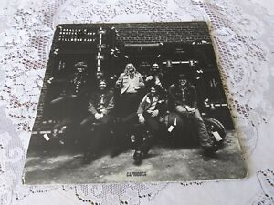 THE ALLMAN BROTHERS BAND. AT FILMORE EAST. 2 LPS GATEFOLS. CAPRICORN. 1969.