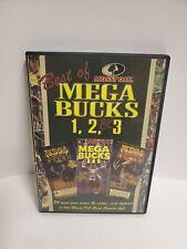 Best of Mega Bucks 1, 2, & 3 (Mossy Oak) Dvd 24 Hunts from Usa Locations Hunting