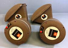 Jbl 2420 Compression Drivers w/ 2340 90 Degree Cast Aluminum Horns - Pair