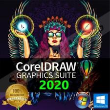 CorelDraw 2020 for Windows 32/64 bit Full Activation