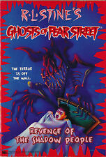 R. L. Stine's Ghosts of Fear Street #9: Revenge of the Shadow People (Paperback)