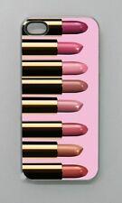 "Cover ""Lipsticks"" rossetti makeup, disponibile per iPhone 4, 4s, 5, 5s, 5c, 6"