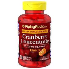 ARANDANO ROJO AMERICANO + VITAMINA C - 15000 mg 90 Capsulas