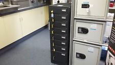 New Surface Mounted Charvat 8 Door lockable compartment keylock ,Unit Quantity 1