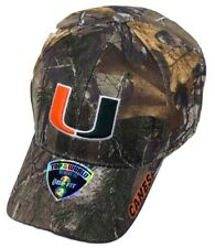 Miami Hurricanes Sports Fan Cap 47bc0a0de177