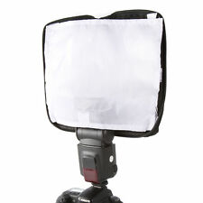 Portable Foldable Flash Diffuser Reflector Light Control Softbox Bag For Yongnuo
