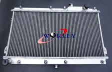2 Row 52mm Aluminum Radiator for Mazda Miata MX5 MX-5 MX V 90-97 Manual MT 91 92
