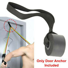Home Exercise Yoga Over Door Anchor Fitness Resistance Bands Elastic Bh3