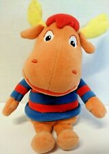 "TY Beanie Backyardigan Moose ""Tyrone"" Plush  8"" Tall 2009"