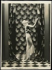 """Jean Harlow 1931 """"The Public Enemy* Cagney Gangster Movie Type 1 Original Photo"""