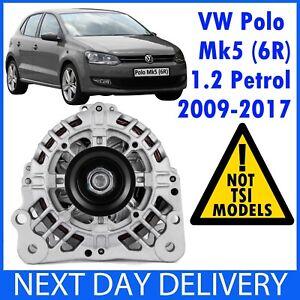 VW Polo Mk8 Mk9 6R 1.2 Petrol 2009-2017 New 90amp Alternator 03D903025J