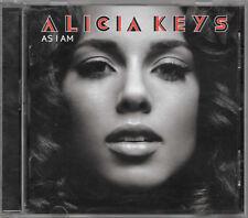 ALICIA KEYS - As I Am - 2007 CD Album            *FREE UK POSTAGE*