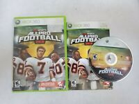 All-Pro Football 2K8 (Microsoft Xbox 360, 2007) Free Shipping