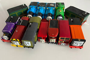 Tomy Trackmaster Thomas the Tank Engine battery Trains Non Runners/broken X 13