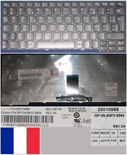 Teclado Azerty Francés LENOVO ThinkPad S10-3 T1S MP-09J66F0-6864 25010988 Negro