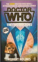 Doctor Who - The Two Doctors. A great read! VGC.
