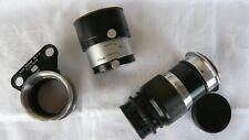 Leica Elmar, F = 9 CM, 1:4, (anno 1938), omifo 9cm M 1:4, Fikus Elmar 5 - 13,5cm,