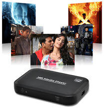 Full HD Multi Media Player Digi TV Box Voiture Play from External Hard Drive USB SD
