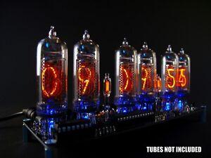 IN-14 Nixie Tube Clock KIT DIY. No Tube.