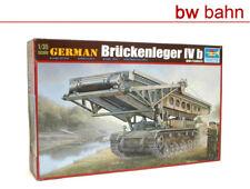 Trumpeter 1:35 Bausatz 00390 Deutscher Brückenleger IV b Militär Panzer WWII Neu