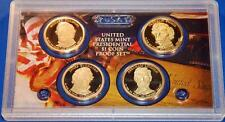2010 UNITED STATES MINT PRESIDENTIAL $1 COIN PROOF SET ( NO BOX or COA )