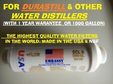 2-Pack Gold For Durastill & Other Water Distillers Emb-Gl 300-396 Free Shipping